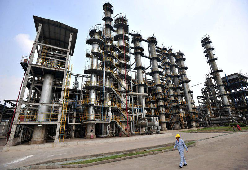 سرمایه گذاری ۵ میلیاردی چین برای توسعه پالایشگاه های نفتی