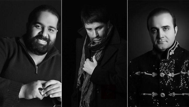 ۲ سال حبس برای ۳ خواننده مشهور