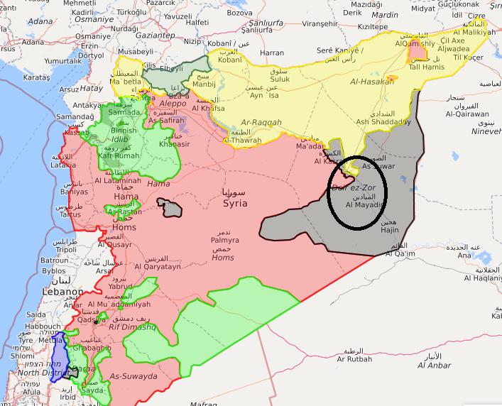 تحریم اقلیم کردستان عراق از سوی ایران و ترکیه/ احداث پایگاه نظامی استراتژیک روسیه در دیرالزور/ درگیریهای شدید در شهر «صبراته» لیبی