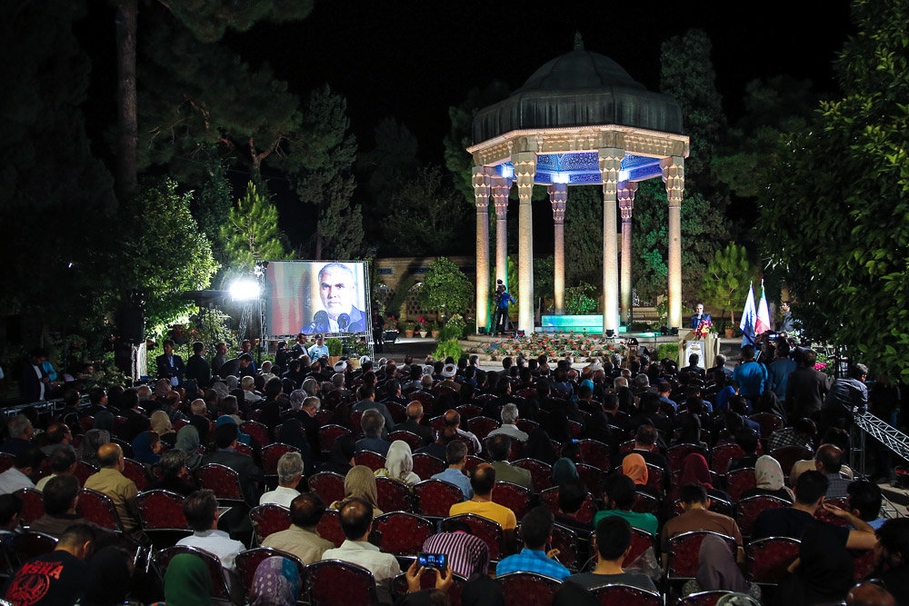 شب بزرگداشت حافظ در شیراز - تابناک | TABNAK