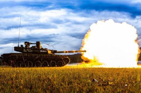 تانک اصلی میدان نبرد تی 84