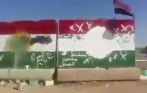 ورود نیروهای نظامی عراق به کرکوک