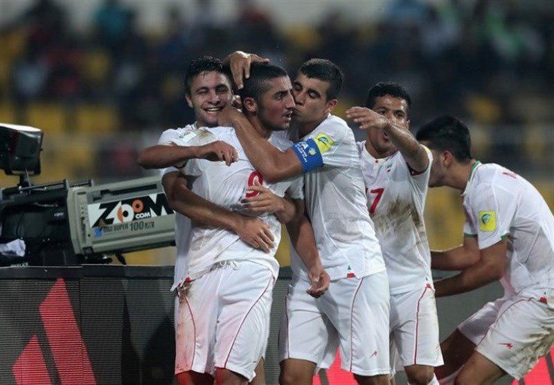 کاستاریکاهم مقابل نوجوانان فوتبال ایران زانوزد/صعودمقتدرانه