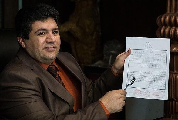 نقش ترامپ در بازداشت مدیرعامل باشگاه ایرانی!