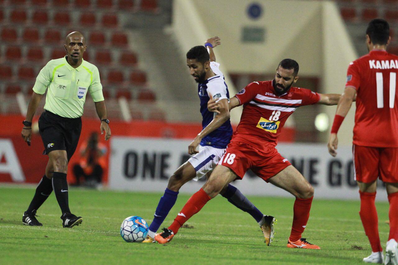 داوران دیدار رفت و برگشت فینال لیگ قهرمانان آسیا مشخص شد