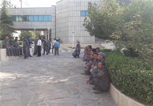 تعامل عجولانه سازمان محیط زیست با شهرداری، 80 کارگر را خانه نشین کرد!