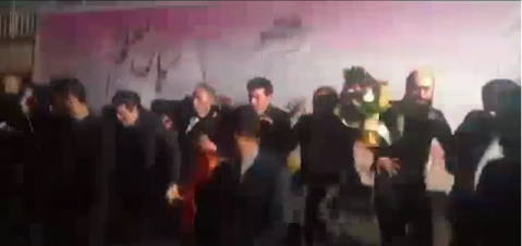 تصاویر تازه از حادثه برای سالار عقیلی