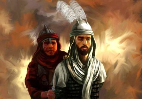 مداحی شهید حججی در ماه محرم