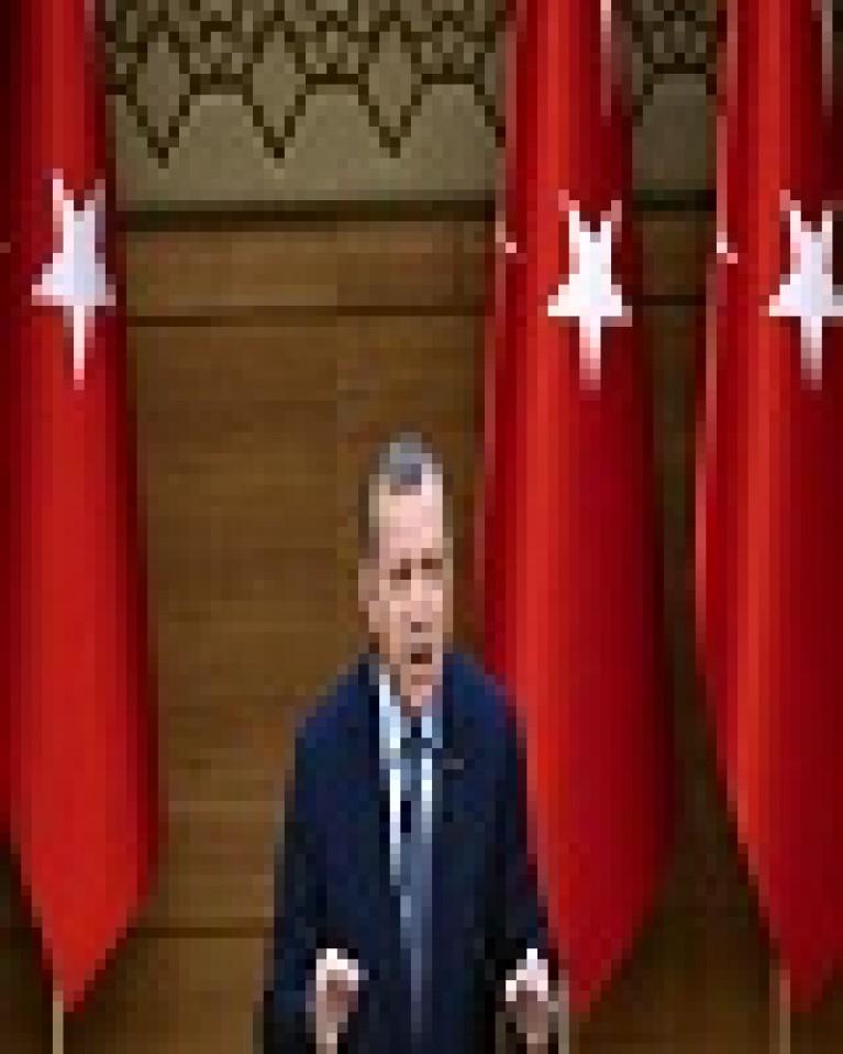 اردوغان: به زودی مرزهای ترکیه به اقلیم کردستان بسته می شود/ اجازه تشکیل یک دولت تروریستی...