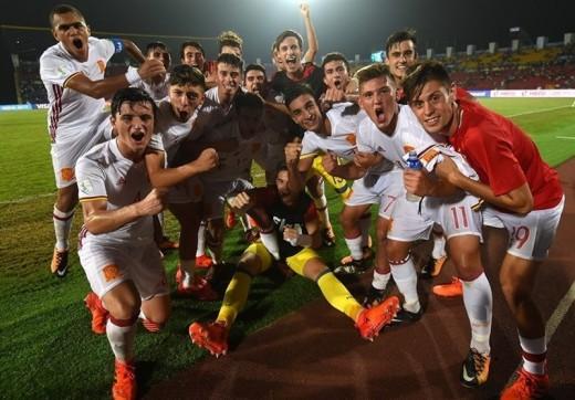 امروز؛نوجوانان ایران علیه ستاره های آینده رئال و بارسلونا