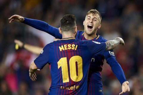 خلاصه بازی بارسلونا - مالاگا