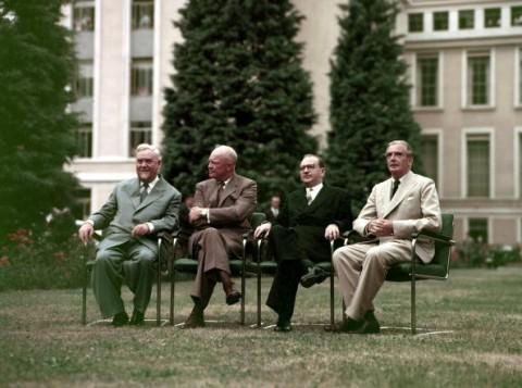 در اجلاس سران در ژنو چه گذشت؟