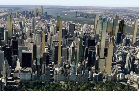 مدل-شهر پیچیده گوگل