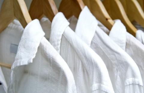 چگونه لباس سفید را سفید نگه داریم؟
