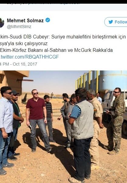 آغاز رقابت و نبرد قدرت های منطقه ای و بین المللی در رقه پسا داعش!