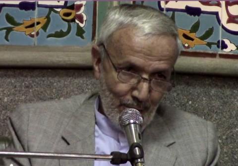 توصیههای محرم؛ حاج ماشاالله عابدی