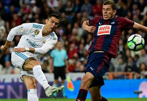 خلاصه بازی رئال مادرید - ایبار