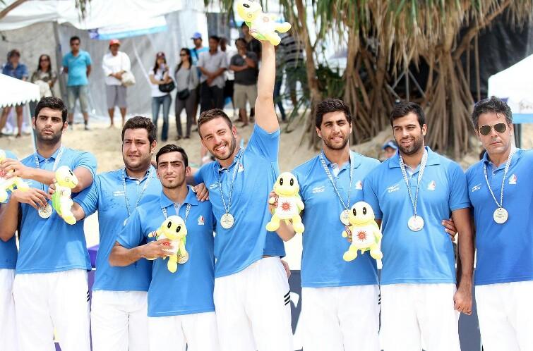 درگیری فیزیکی بازیکنان تیم ملی ایران