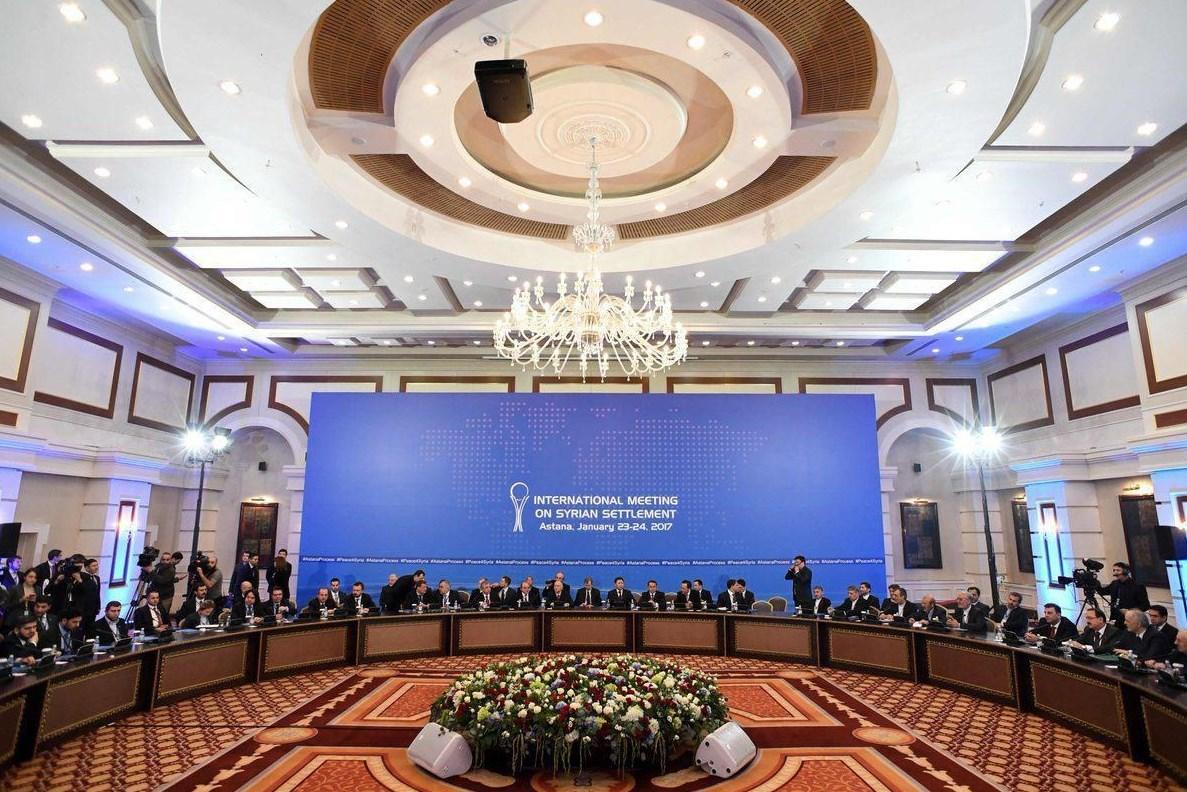بیانیه مشترک ایران، روسیه و ترکیه در پایان این دور از مذاکرات آستانه