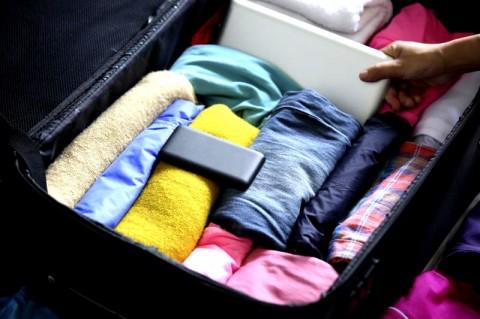 روش بستن وسایل برای تعطیلات