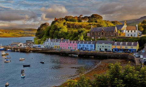 اسکاتلند از نمای نزدیک