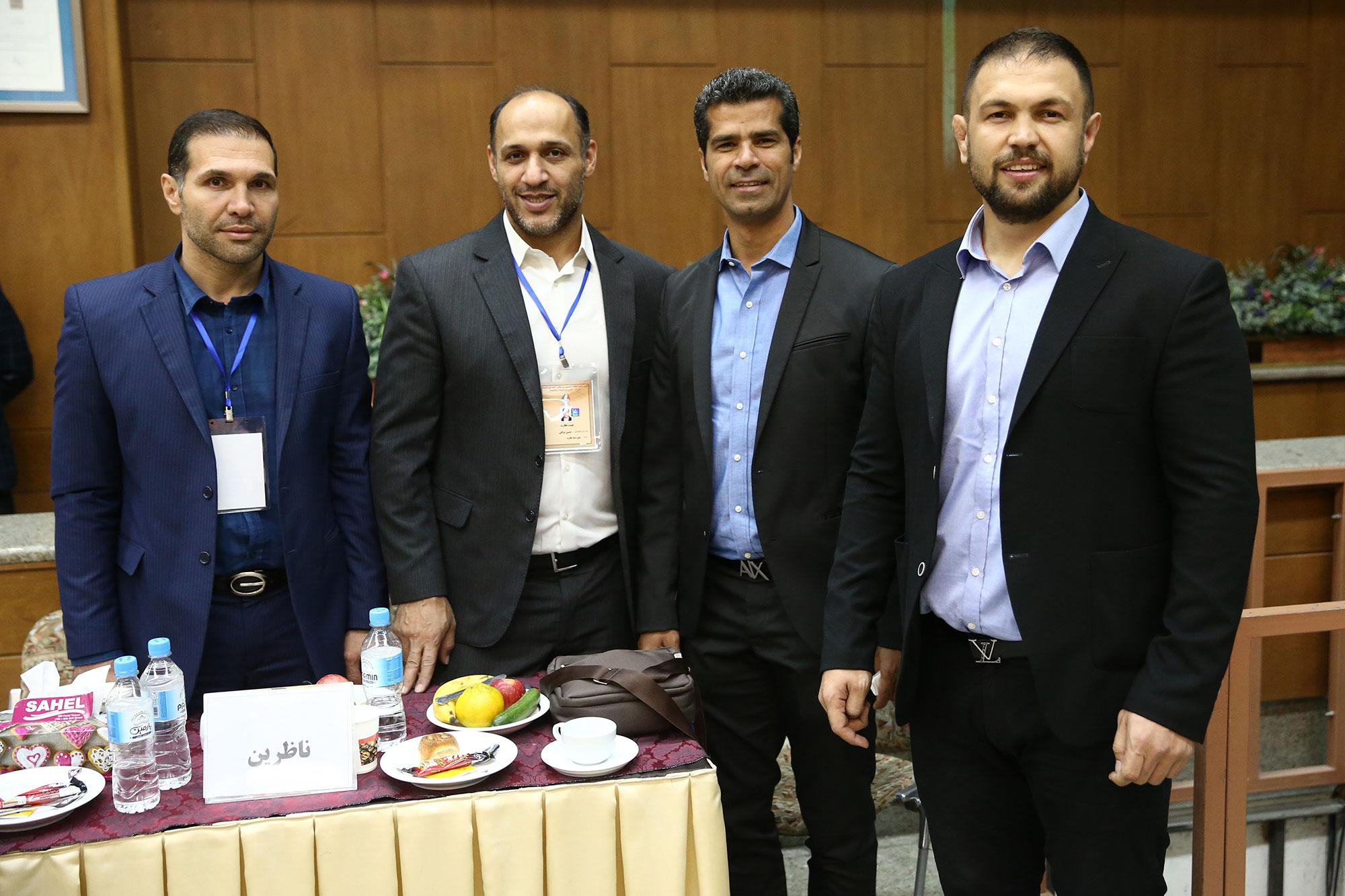 15قهرمان برای کمیسیون ورزشکاران ایران انتخاب شدند