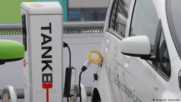 ایجاد ایستگاه های شارژ خودروهای برقی در آینده نزدیک