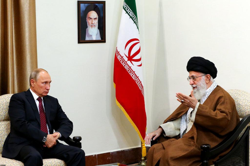 سه پیام آیتالله خامنهای برای روسیه در دیدار با پوتین