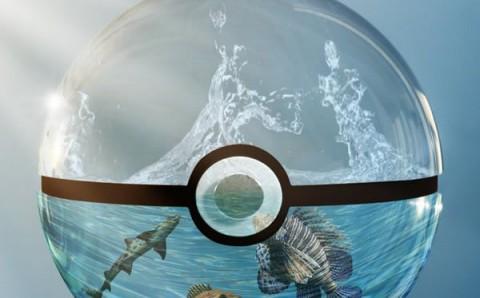 طراحی شیشه و بازتابش در فتوشاپ