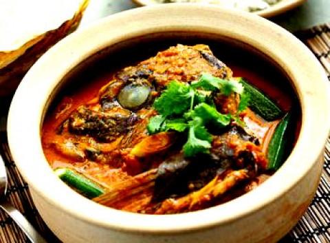 دستور پخت ماهی کاری هندی