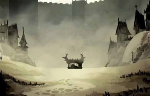 انیمیشن کوتاه هیولا