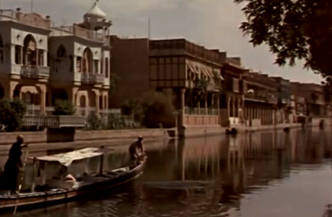 بغداد در دهه 50 میلادی