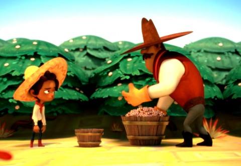 انیمیشن کوتاه هولا لیامیگو