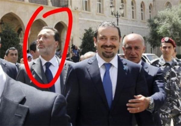 نتیجه تصویری برای محافظ شخصی سعد الحریری تنها به لبنان بازگشت+عکس