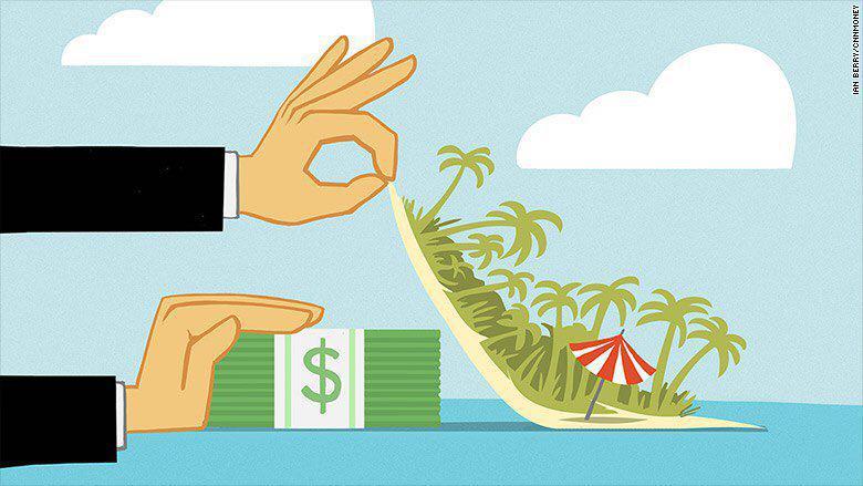 پناهگاه های مالیاتی دنیا دیگر امن نیست!