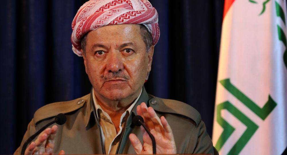 نامه مهم بارزانی به سردار سلیمانی برای جبران حوادث کردستان