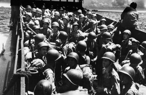 تصاویر تاریخی نبرد گوآم