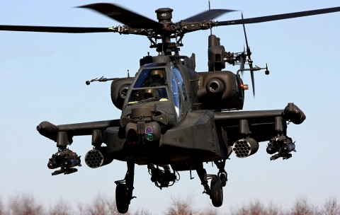 بررسی هلیکوپتر ایاچ-64 آپاچی