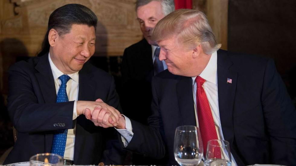 عقد قرار داد تجاری ۲۵۳ میلیارد دلاری آمریکا و چین