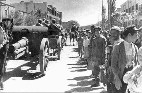 نشست رسیدگی به شکایت ایران از شوروی