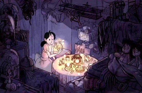 انیمیشن کوتاه پاراپرنالیا