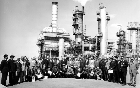 صنعت نفت ایران در 1329