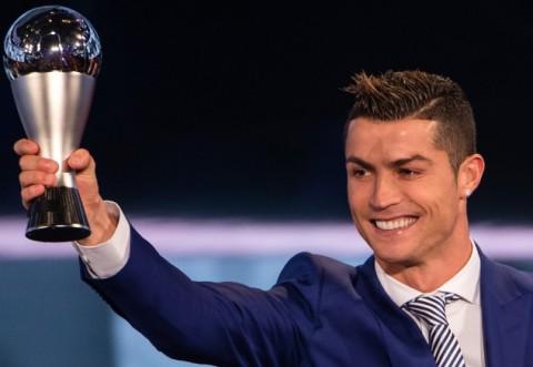 گزیده مراسم بهترینهای فیفا 2017