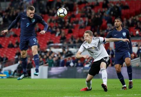 گزیده بازی انگلیس - آلمان