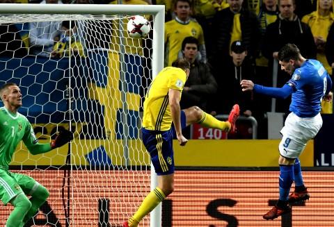 گزیده بازی ایتالیا - سوئد