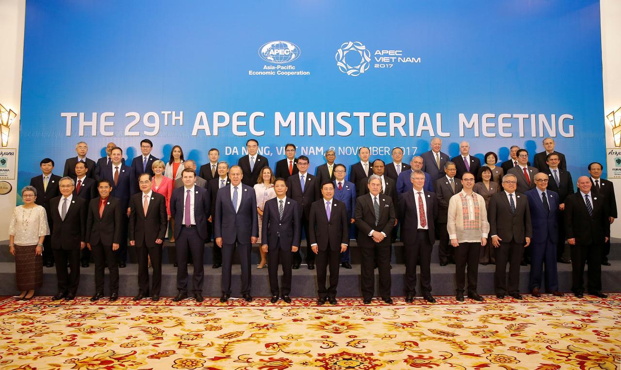 بیانیه مشترک وزرای تجارت اپک صادر شد