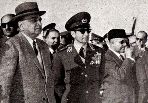 سفر محمدرضا پهلوی به پاکستان