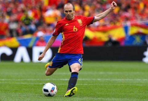 گزیده بازی اسپانیا - کاستاریکا