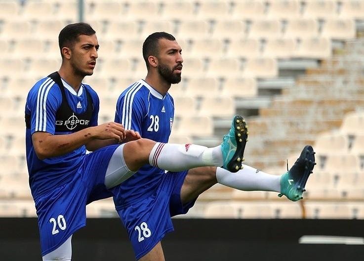 پیراهن جدید آدیداس برای تیم ملی رونمایی نمی شود!