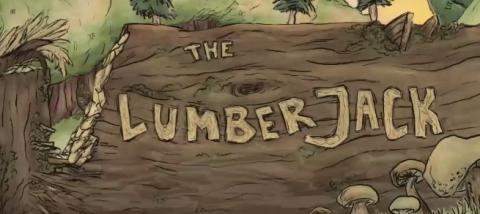 انیمیشن کوتاه هیزم شکن